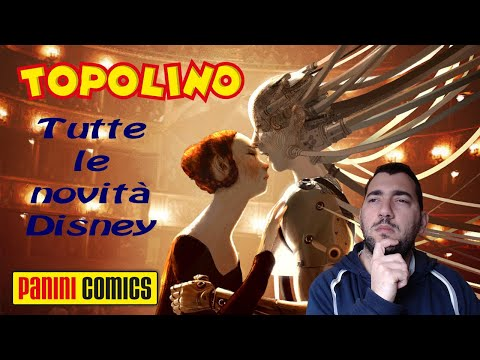 TG FISBIO: Topolino 3352 from YouTube · Duration:  3 minutes 34 seconds
