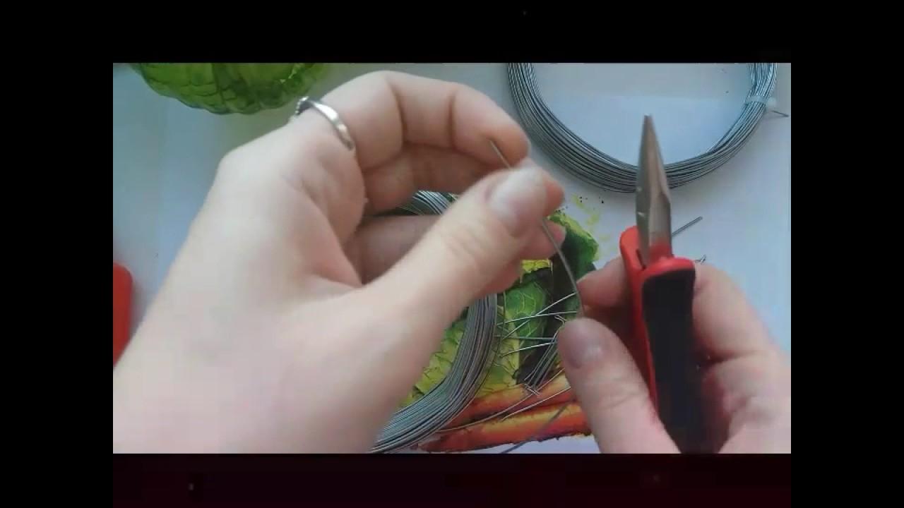 Как сделать шплинты своими руками