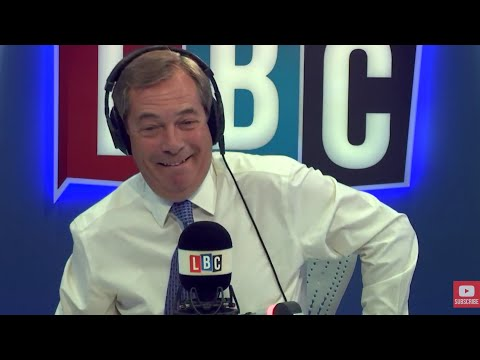 The Nigel Farage Show On Sunday: Boris Johnson - Brexit 2/2 LBC - 17th September 2017