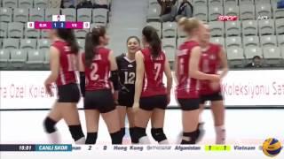 besiktas vs vakifbank   28 mar 2017   turkish women s play off volleyball league 2016 2017