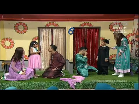 Spesial Kalli Dan Gauri @ Pesbukers 18 April 2016