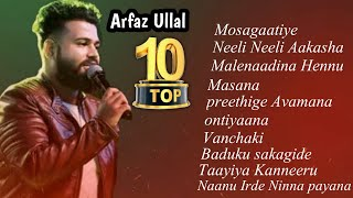 Arfaz ullal top 10 songs | malnad music | classic media