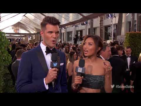 RED CARPET DIGITAL PRE SHOW  - 74th Golden Globe