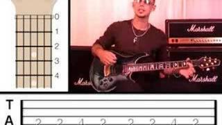 Johnny B Goode-Guitar Lesson thumbnail