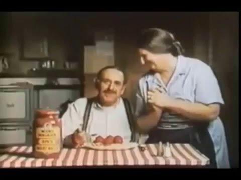 Alka-Seltzer ad by Stan Freberg