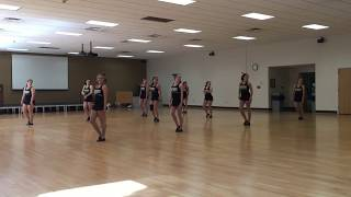 Marywood Dance Team Lucky By Moksi And Chance