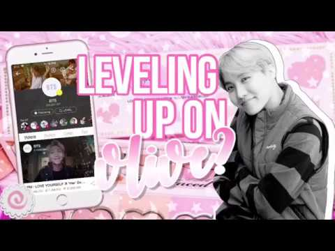 LEVELING UP FAST ON VLIVE