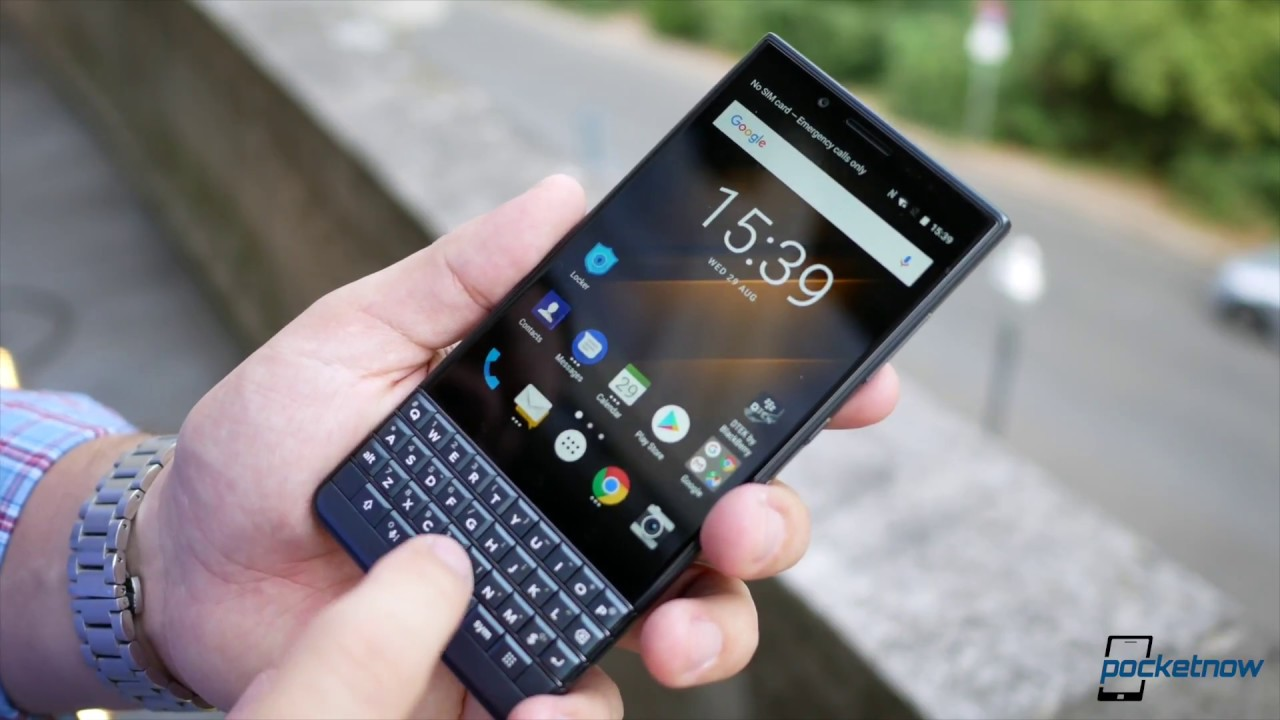BlackBerry KEY2 LE is a cheaper KEY2 with the same hardware keyboard