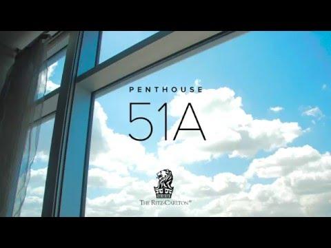 The Ritz-Carlton Penthouse 51A | Downtown L.A.