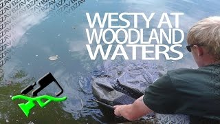 Carp Fishing - Westy @ Woodland Waters