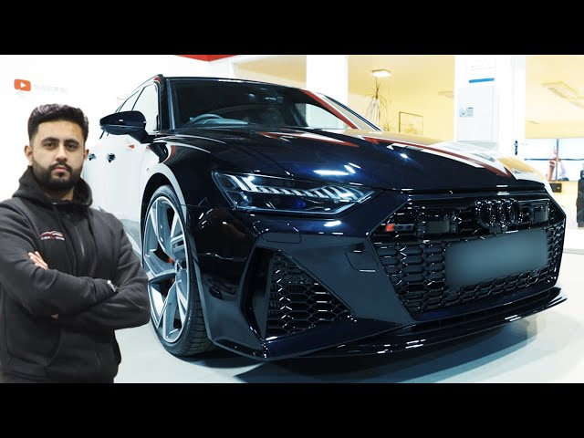 Audi RS6 Audio Upgrade | Audison | Hertz | Factory Location Installation