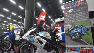GSX-R 600: Anna Winkler - Cup-Siegerin 2018