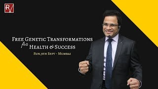 Free Genetic Health Transformation for Health & Success.