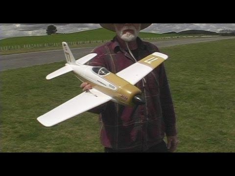 HobbyKing Rare Bear RC plane review part 2 (the test ...