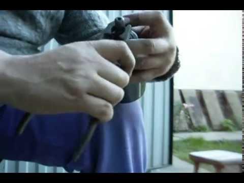 Ремонт стартера Ауди 80, замена щеток и втулок .