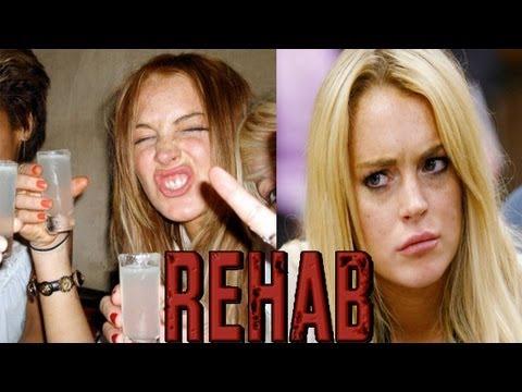 Lindsay Lohan says NO to REHAB