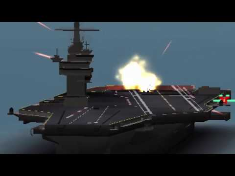 Aircraft Carrier Deck Accidents -  Fighter Landings