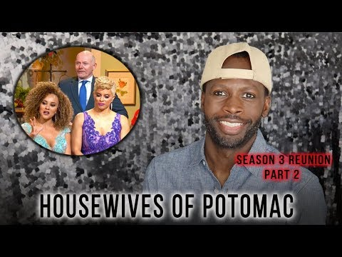 Real Housewives of Potomac | Season 3, EP 19 | Reunion Part 2