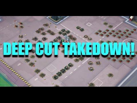 Deep Cut Down : Red Lightning