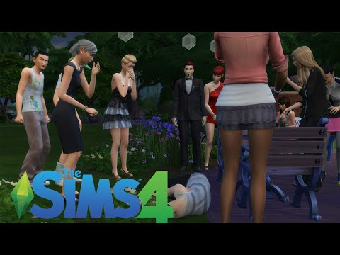 Death At A Wedding // the Sims |