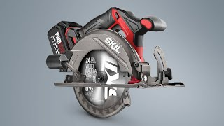 "☢️Skil 20v Brushless 6 1/2"" Circular Saw Kit LIMITED TIME DEAL ☢️"