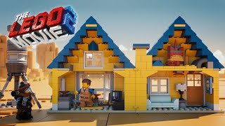 Emmet's Dream House / Rescue Rocket! - THE LEGO MOVIE 2 - 70831 Product Animation thumbnail