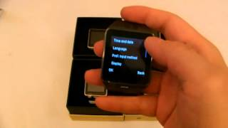 Product Reviews: DZ09 Bluetooth Smart Watch Phone V2.5 with facebook, whatsapp, twitter