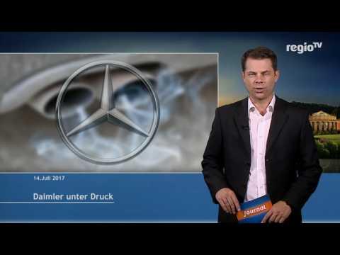 Abgasskandal - Daimler unter Druck   14.07.17