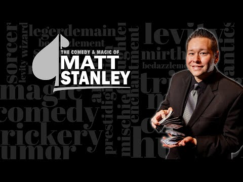 Matthew David Stanley, Comedy Magician Demo Reel