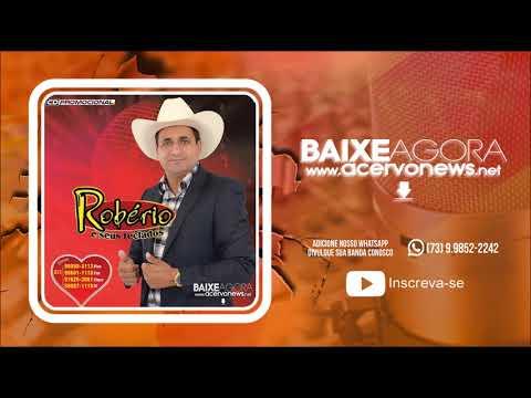 Robério e Seus Teclados - CD Promocional 2018 - [CD COMPLETO]