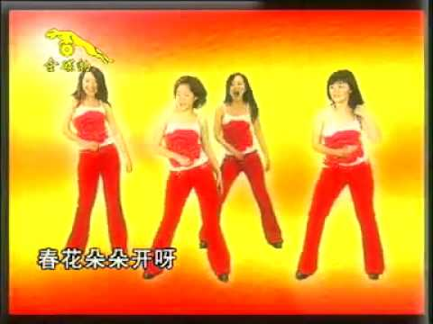 CHINESE NEW YEAR SONG 51 M-Girls 2012 (新年好+迎春接福)