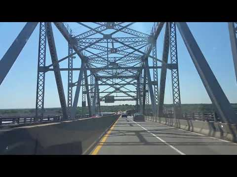 One lane of Staten Island-bound Outerbridge Crossing closed ...