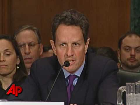 Geithner Apologizes for Not Paying Taxes