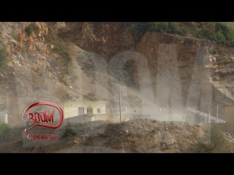BOOM: Guroret në Krujë dhe Fushë-Krujë vazhdojnë aktivitetin, zona e 'mbytur' nga tymi