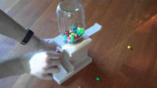 Candy Dispenser - Jamless