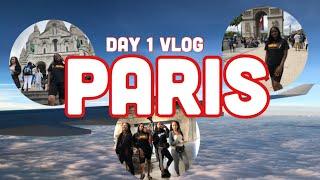 Paris Vlog: Day 1 | Kristina Denise