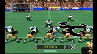 Episode 14   Madden 99 PS1