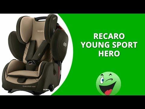 Обзор Автокресла Recaro Young Sport Hero