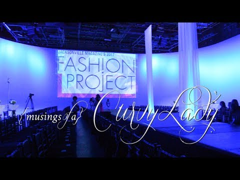 Vlog No. 1 | Jacksonville Magazine Fashion Project 2017