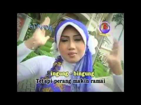 ~MONATA QASIDAH~  Perdamaian Anjar Agustin   YouTube