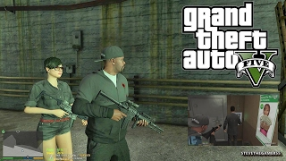 GTA 5 REAL LIFE MOD - PART 102 (GTA 5 REAL LIFE PC MOD) bonnie and clyde