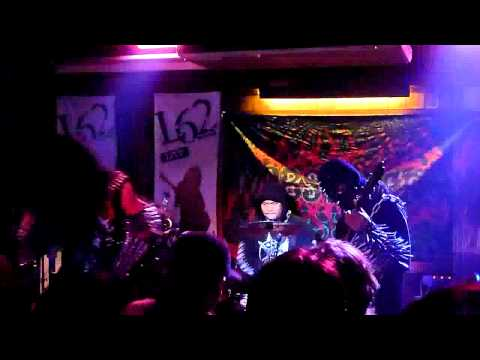 DELETED live at Infernal Domination