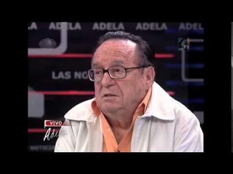 LA ENTREVISTA POR ADELA ROBERTO GOMEZ BOLAÑOS