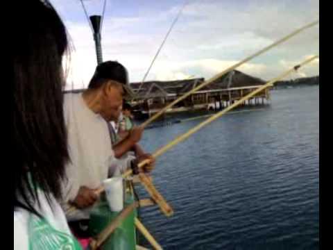 Opol Boardwalk Fishing
