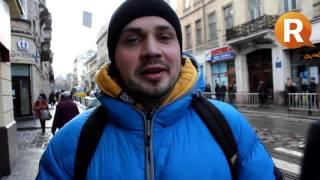 Видео опрос во Львове: когда закончится конфликт на Донбассе?(Корреспондент replyua.net побывал в исторической столице Украины – Львове, и провел опрос среди местных жителей..., 2016-01-15T09:30:28.000Z)