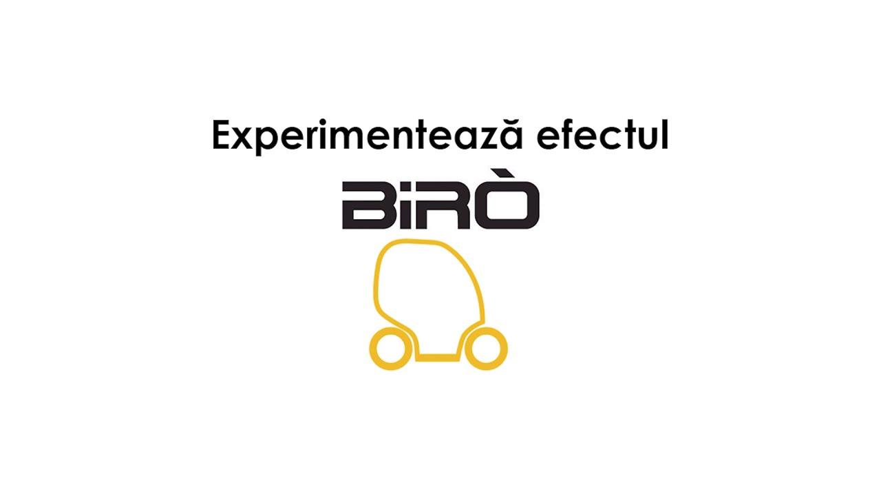 Masina electrică de oraș Biro | 100% Economic, 100% Electric| Model de baza: 4400 Eur+TVA prin Rabla