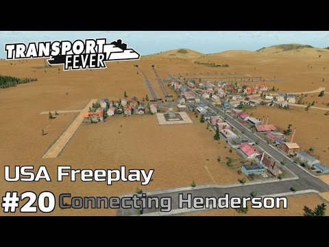 Connecting Henderson and Columbus [1922] - Transport Fever [USA Freeplay] [ep20]