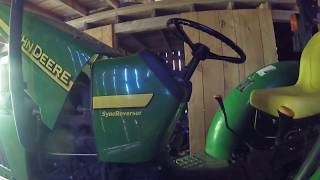 John Deere 5205 Reveiw A Great Tractor For A Small Farmer