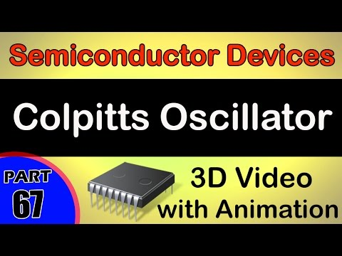 Colpitts Oscillator|Semiconductor Devices|class 12 physics subject notes lectures|CBSE|IITJEE|NEET