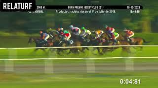 Hipodromo de San Isidro Gran Premio Jockey club Relator: El Piki